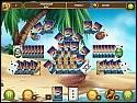 Бесплатная игра Пасьянс. Пляжный сезон. Время отпуска скриншот 5