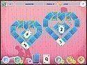 Бесплатная игра Пасьянс День святого Валентина. Пары карт 2 скриншот 3